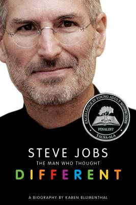 Steve Jobs: The Man Who Thought Different: A Biography Cover Image