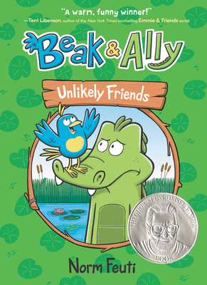 Beak & Ally #1: Unlikely Friends Cover Image