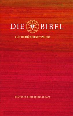Die Bibel: Lutherbibel Revidiert 2017 Cover Image