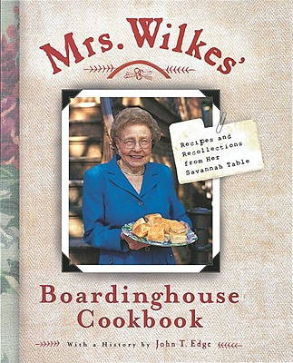 Mrs. Wilkes' Boardinghouse Cookbook Cover