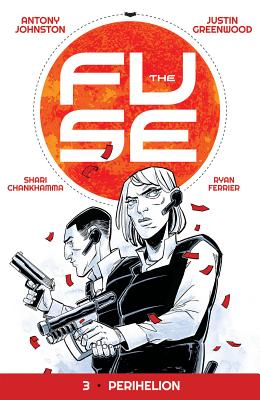 The Fuse Volume 3 Cover