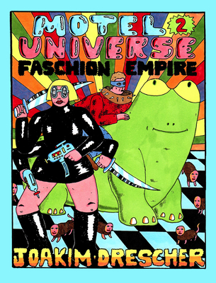 Cover for Faschion Empire