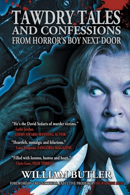 Tawdry Tales and Confessions from Horror's Boy Next Door Cover Image
