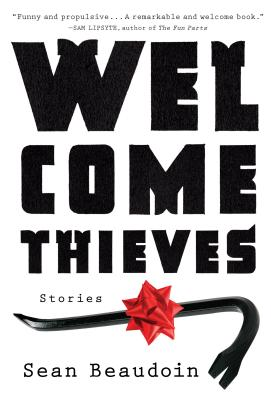 Welcome Thieves: Stories Cover Image