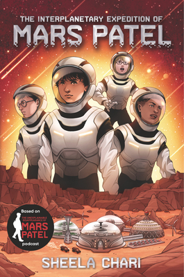 The Interplanetary Expedition of Mars Patel Cover Image