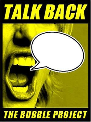 Cover for Talk Back