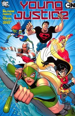 Young Justice, Volume 1 Cover