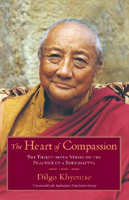 The Heart of Compassion Cover