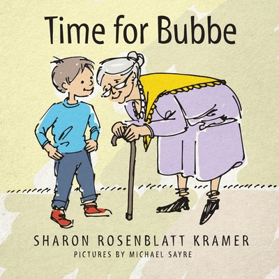 Time for Bubbe Cover Image