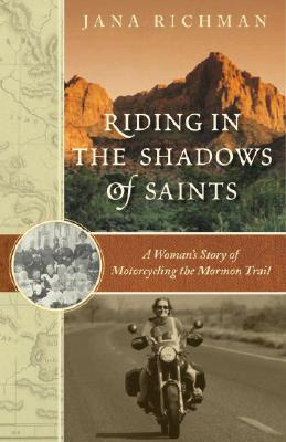 Riding in the Shadows of Saints Cover