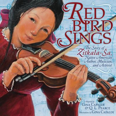Red Bird Sings Cover