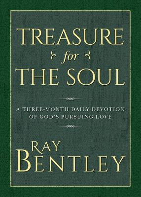 Treasure for the Soul: A Three-Month Daily Devotion of God's Pursuing Love cover