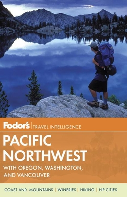Fodor's Pacific Northwest Cover Image
