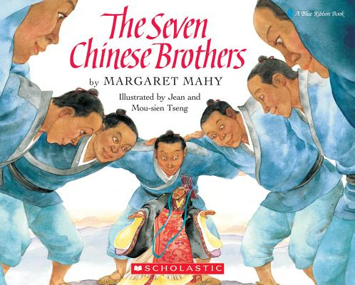 The Seven Chinese Brothers Cover