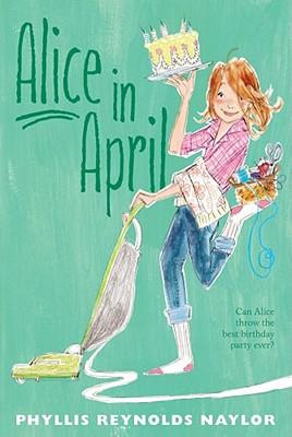 Alice in April Cover