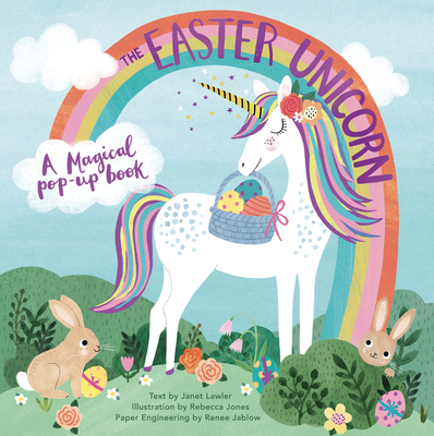 The Easter Unicorn Cover Image