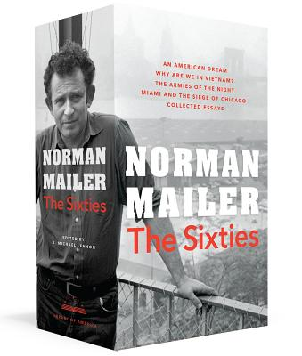 Cover for Norman Mailer