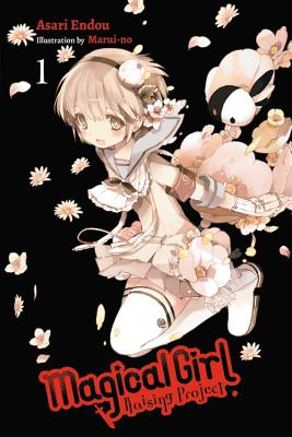 Magical Girl Raising Project, Volume 1 Cover