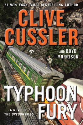 Typhoon Fury (The Oregon Files #12) Cover Image