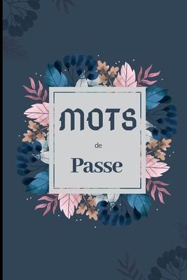 Mots de passe: carnet a5 Cover Image