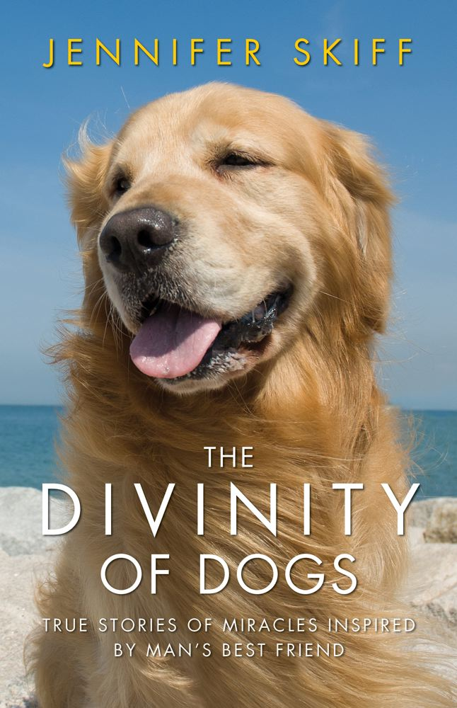 The Divinity of Dogs: True Stories of Miracles Inspired by Man's Best Friend Cover Image