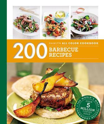 200 Barbecue Recipes (Hamlyn All Color) Cover Image
