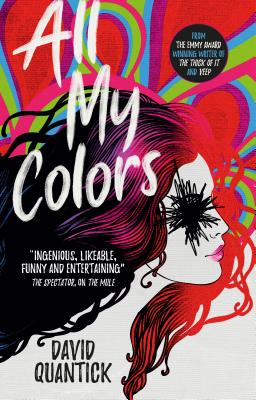 Cover for All My Colors