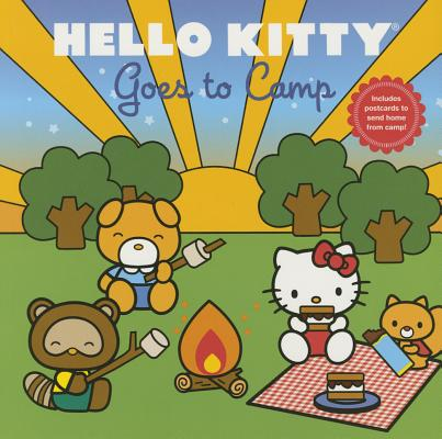 Hello Kitty Goes to Camp Cover Image