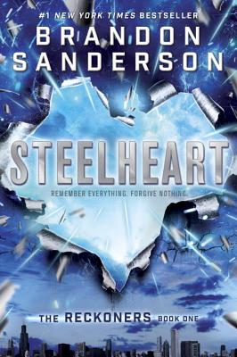Steelheart (The Reckoners #1) Cover Image
