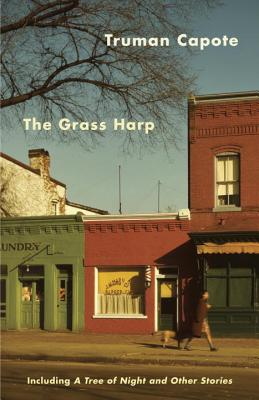 The Grass Harp Cover Image