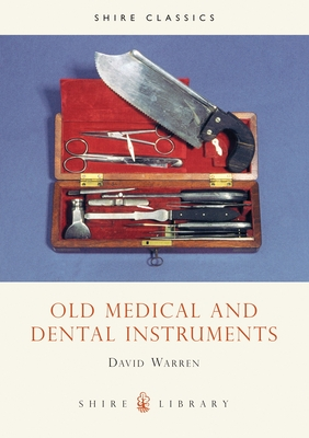 Old Medical and Dental Instruments Cover