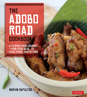 The Adobo Road Cookbook Cover