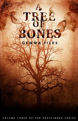 Cover for A Tree of Bones