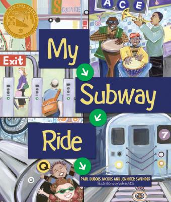 My Subway Ride Cover