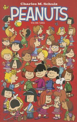 Peanuts Vol. 3 Cover Image