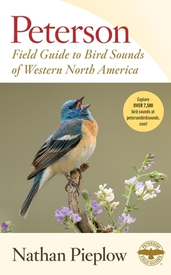 Cover for Peterson Field Guide to Bird Sounds of Western North America (Peterson Field Guides)