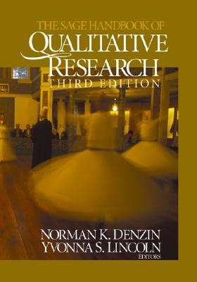 The Sage Handbook of Qualitative Research Cover Image