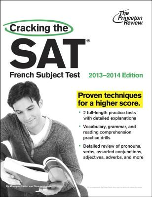 Cracking the SAT French Subject Test Cover Image
