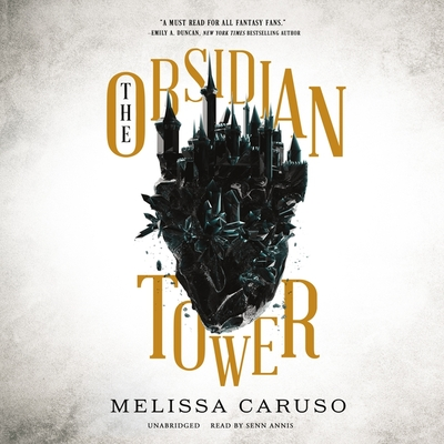The Obsidian Tower Cover Image