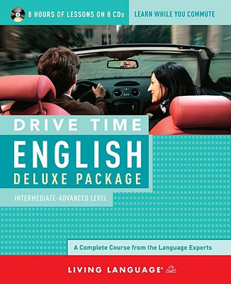 Drive Time English Deluxe Package Cover