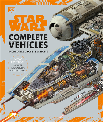Star Wars Complete Vehicles New Edition Cover Image