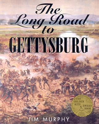 The Long Road to Gettysburg Cover