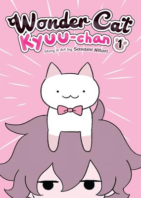 Wonder Cat Kyuu-chan Vol. 1 Cover Image
