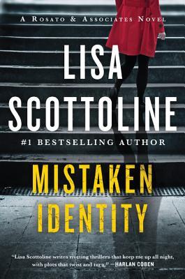 Mistaken Identity (Rosato & Associates #4) Cover Image