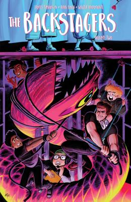 Cover for The Backstagers Vol. 2
