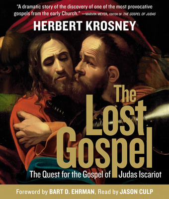 The Lost Gospel Cover