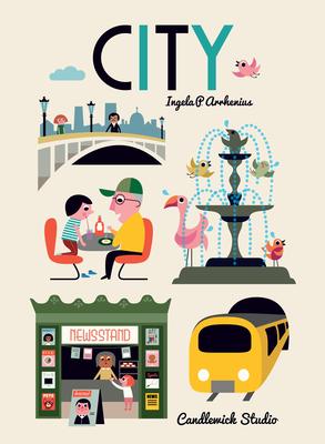 City by Inglea P. Arrhenius
