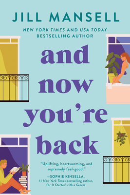 And Now You're Back Cover Image