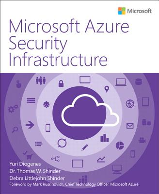 Cover for Microsoft Azure Security Infrastructure (It Best Practices - Microsoft Press)