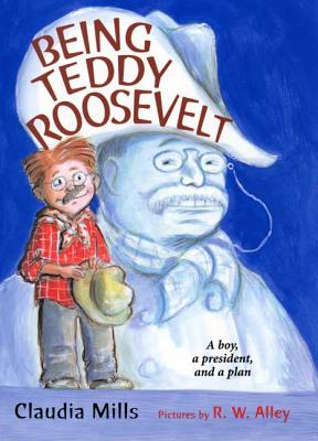 Being Teddy Roosevelt Cover